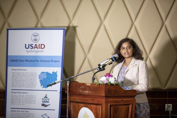 First Indian-American Veena Reddy Named As USAID's Mission Director