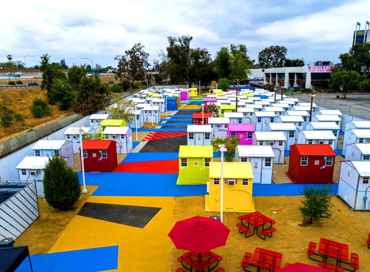 #FirstStoryPositive: Lehrer Architects turns messiah for homeless people in LA