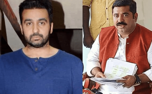 BJP leader accused Raj Kundra of cheating 3000 crores from GOD , said 'peoples money grabbed by game gambling'