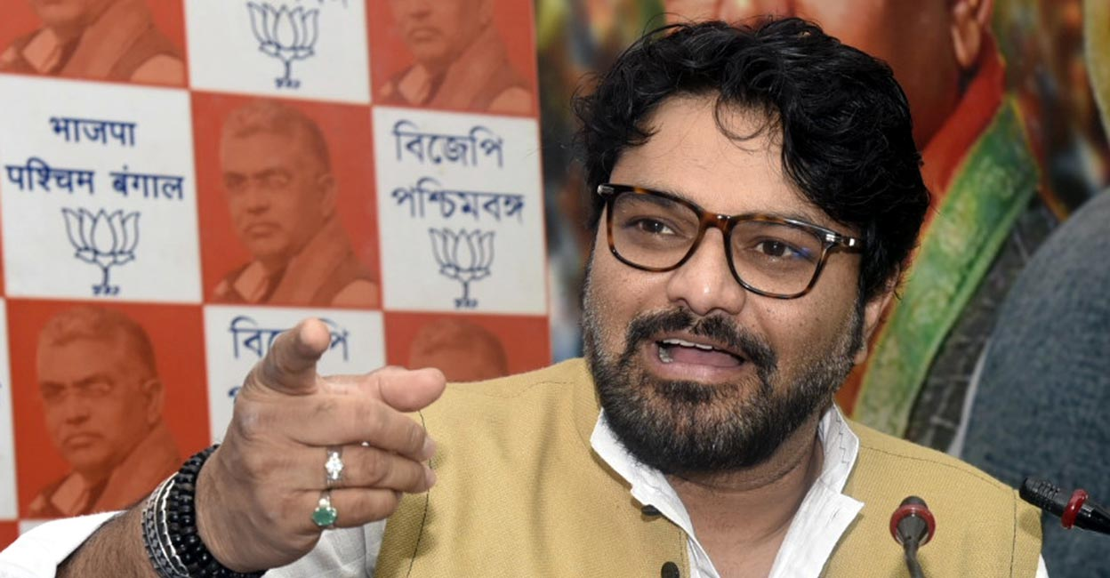'Will use positive energy for good work, Babul Supriyo attacks Dilip Ghosh over retirement comments