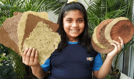 #FirstStoryPositive: Meet 10 Yrs Old Who Makes Eco-Friendly Paper From Onion Peels