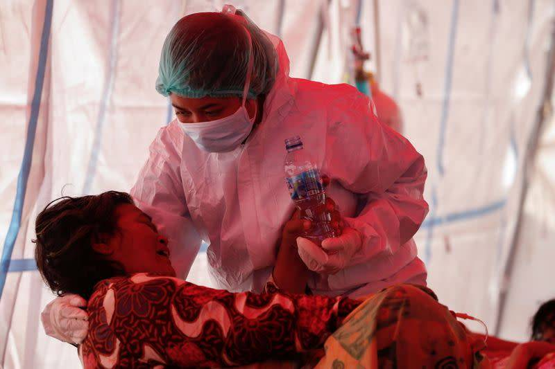 Delta variant spread takes global Coronavirus tally over 200M