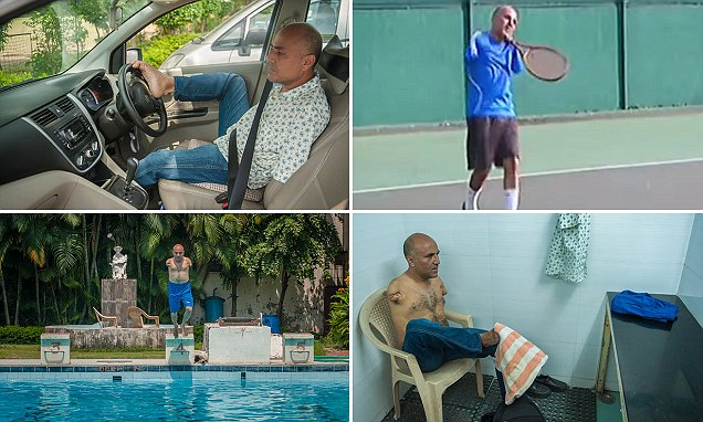 FirstStoryPositive: Meet 42-year-old first armless man to get a driving licence