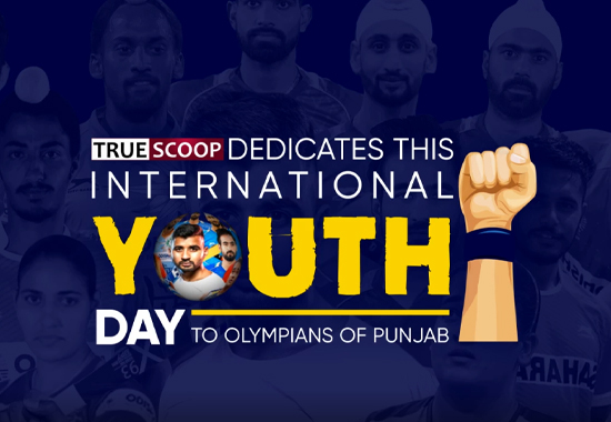 TrueScoop dedicates this Int'l Youth Day to Olympic heroes, checkout their journey from Rags-to-Riches