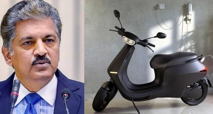 Ola Electric Scooter Launched in India today, here's everything you need to know