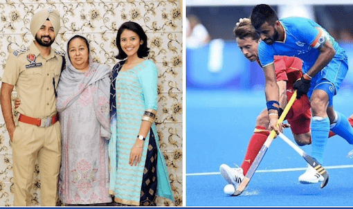 FirstStoryPositive: Know Indian Hockey Captain Manpreet Singh Who Created History In Tokyo Olympics
