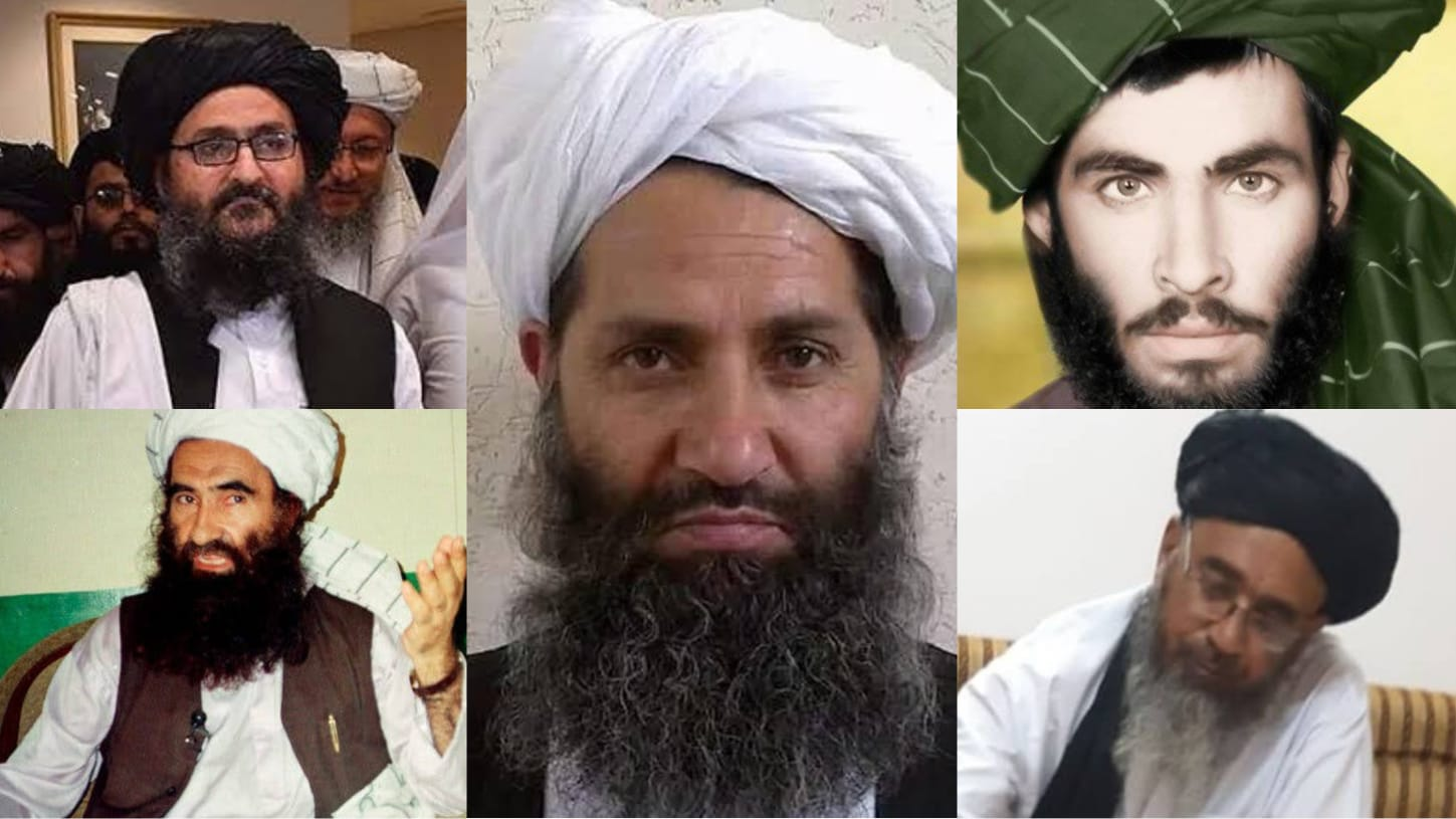 Know five brutal leaders of Taliban who will lead govt in Afghanistan