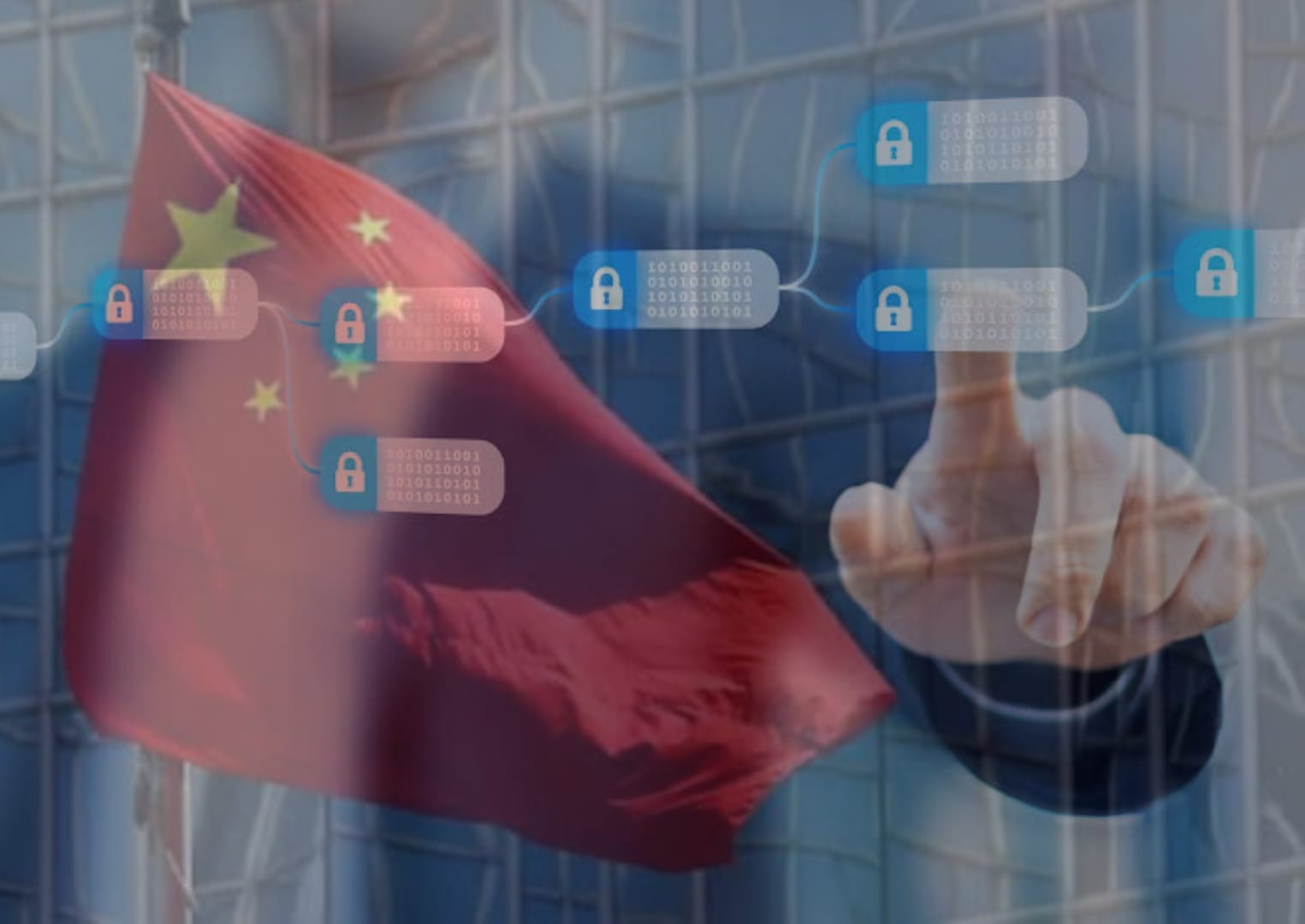 In Points: China's passes one of the world's strictest online privacy laws