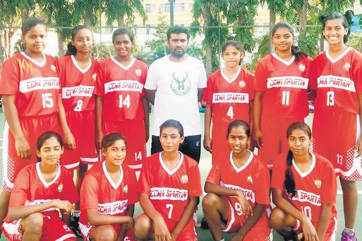 FirstStoryPositive: Coimbatore basketball coach uplifts poor students dream of playing