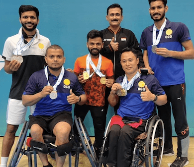 FirstStoryPositive: Meet The Coach Who Produced World Top Para-Badminton Players From India