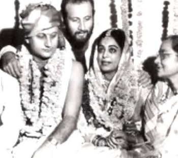 Anupam Kher SPECIAL WISHES To Wife Kirron Kher On 36th Wedding Anniversary, Shares Black and White PICS