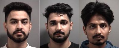 Three Punjabi men arrested in Canada for sex trafficking
