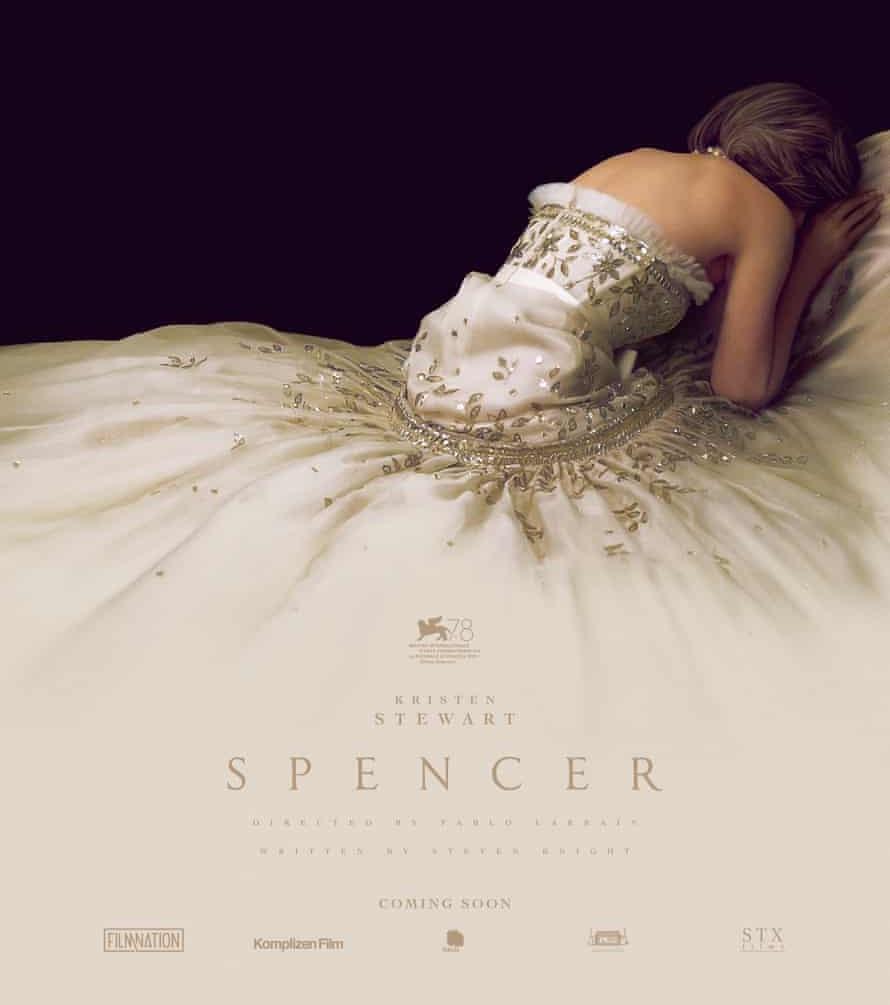 Kristen Stewart stuns as Princess Diana in 'Spencer' poster but internet cracks up calling it 'tribute to Jennifer Lawrence'