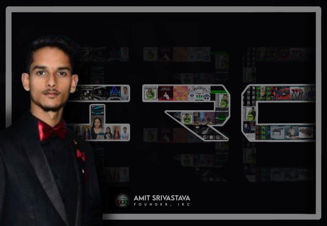 FirstStoryPositive: Meet 22-year-old Amit Srivastava, founder of only Robotics NGO based in Jalandhar