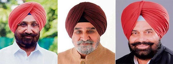3 of 4 'rebel' Punjab ministers skip Cabinet meeting today
