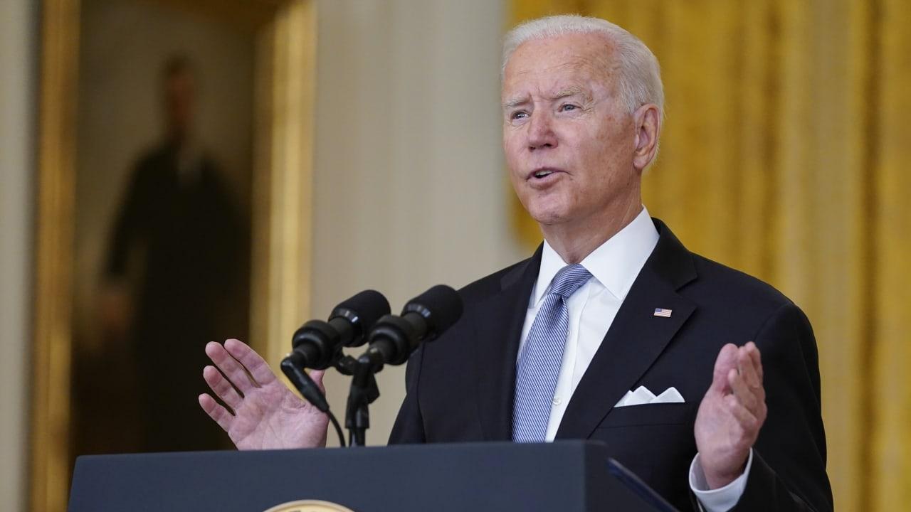 "Joe Biden warns Kabul bombers: ""We will hunt you down, make you pay"""