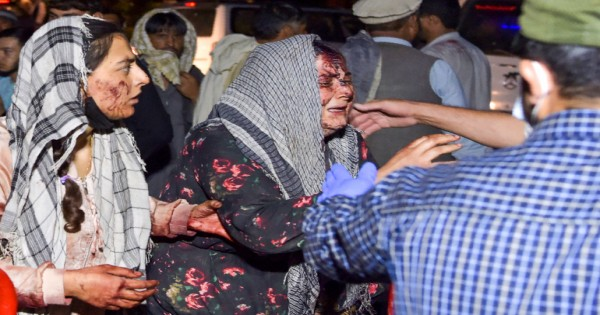 Kabul blast death toll rises to 110; Britain says evacuation to be over in 'matter of hours'