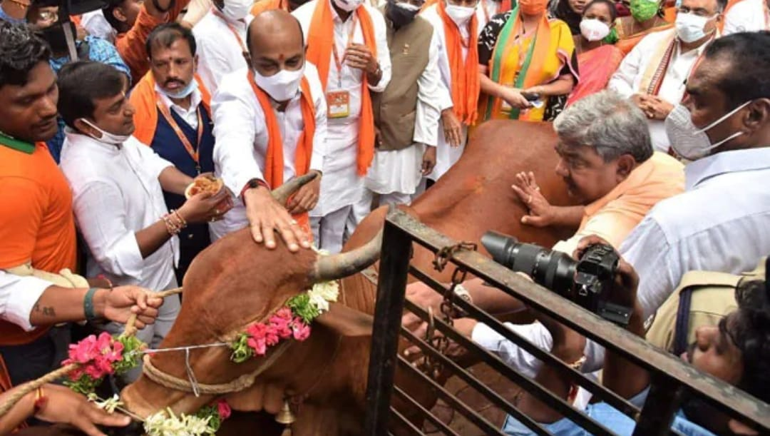 At BJP's Footmarch in Telangana, Bandi Sanjay's 'Taliban Mindset' slur sparks controversy
