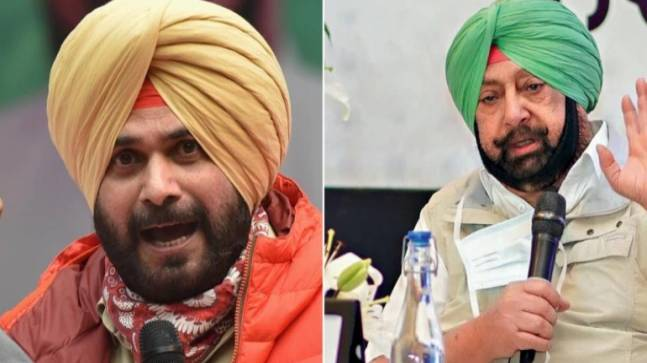 'Capt Amarinder must act tough to save party's image', say Congress leaders amid infighting