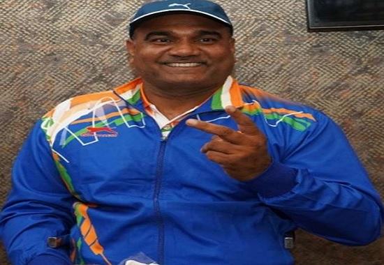 Vinod Kumar wins bronze medal in men's discus throw F52 event in 2020 Tokyo Paralympics
