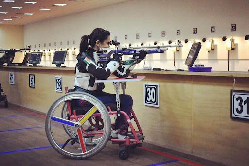 All about Shooter Avani Lekhara, the first Indian woman to win gold at Paralympic Games