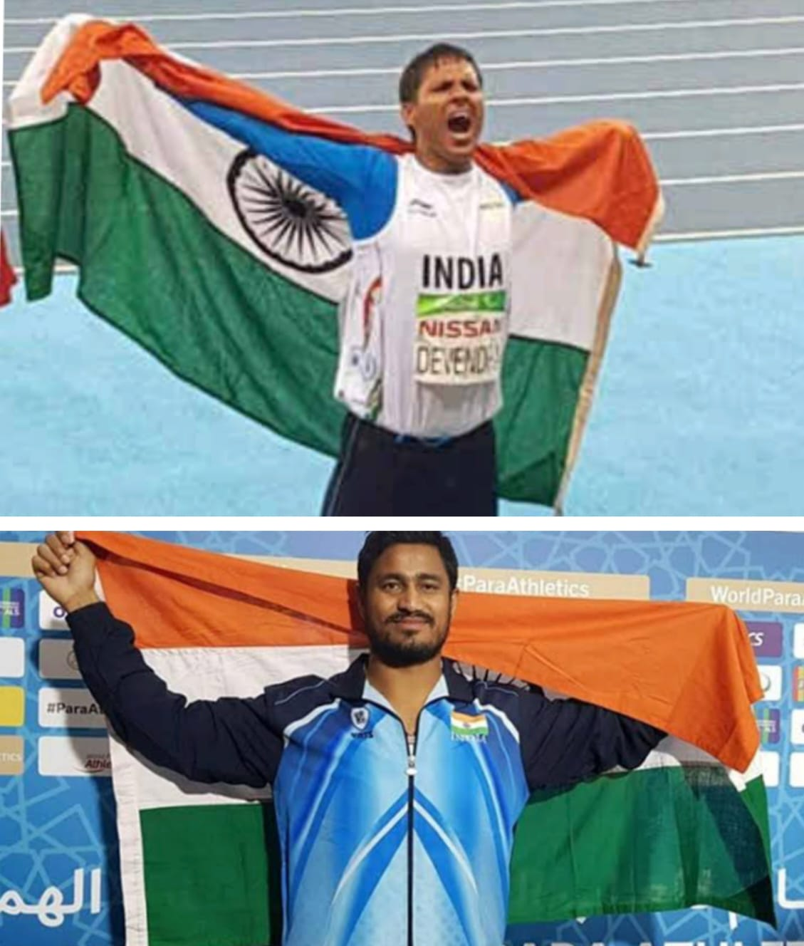 Know India's javelin throwers, Devendra Jhajharia & Singh Gurjar, who won silver & bronze in Paralympics
