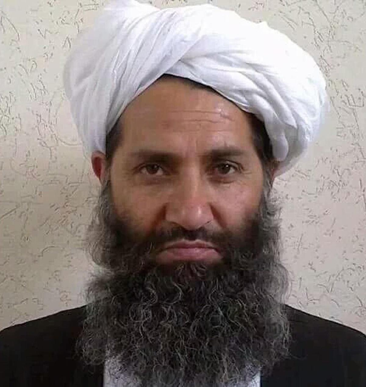 Explained: Why Taliban released only one photo of Hibatullah Akhundzada &  Why his whereabouts are a secret?