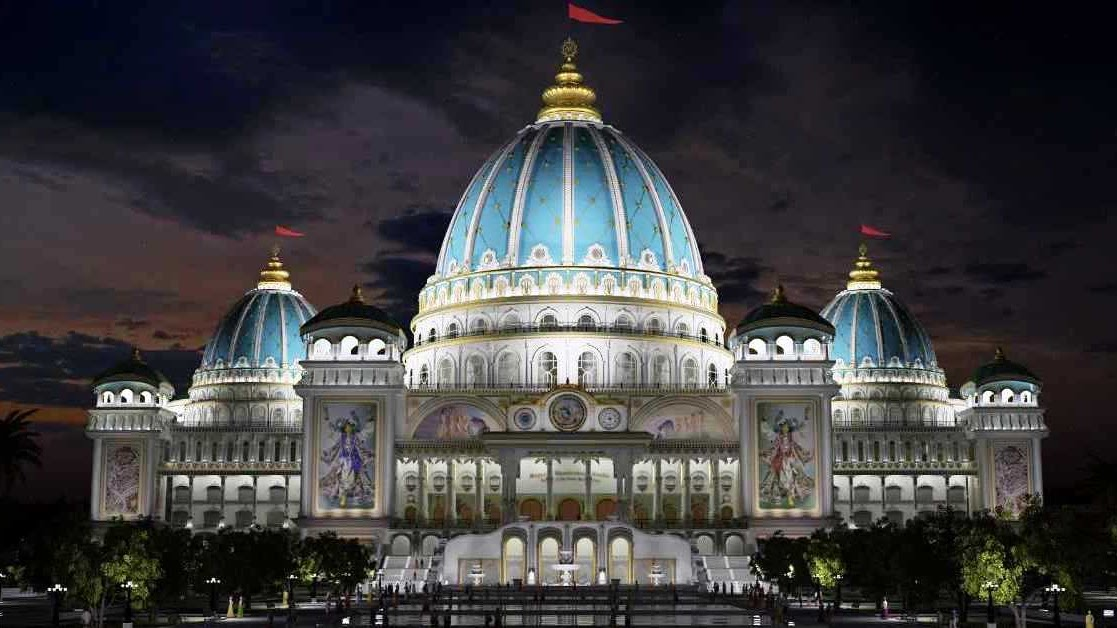 Know all about world's largest temple being developed in West Bengal