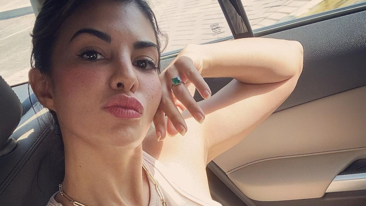ED questioning B'wood star Jacqueline Fernandez in money laundering case for last 5hrs, know why