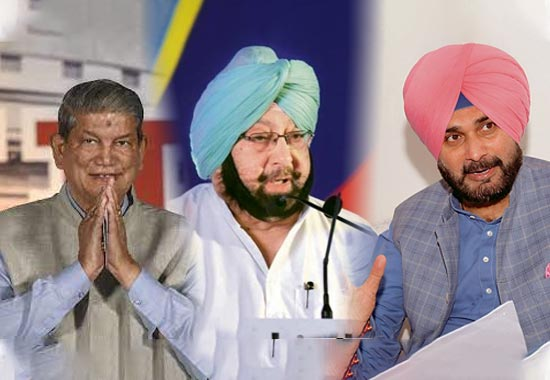 Infighting escalates in Punjab Congress over 'CM face' issue, Rawat says 'I know when & what to say'