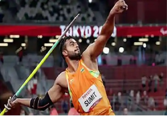 Haryana Government announces Rs 6 crore cash reward and government job for Gold Medalist Sumit Antil
