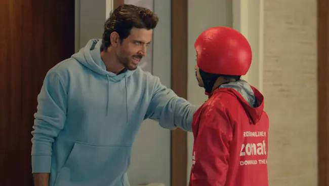 """Amid backlash, Zomato defends ads featuring Hrithik, Katrina, says """"Unfortunately misinterpreted by some"""""""