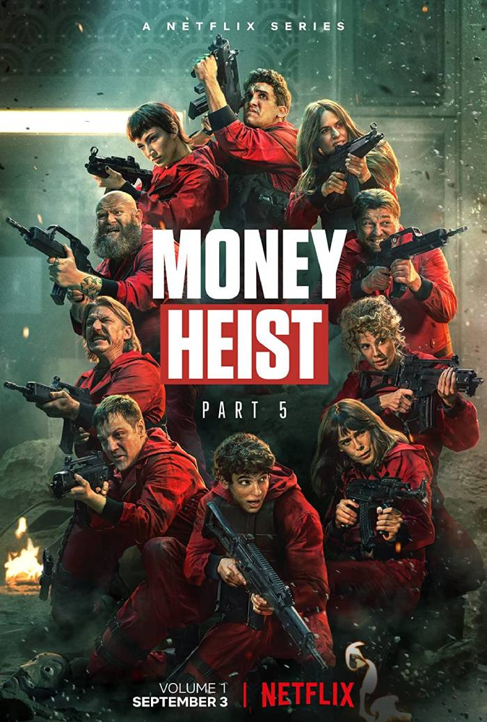 """Jaipur firm announces holiday for staff to watch Money Heist, stating """"break to banta hai"""""""