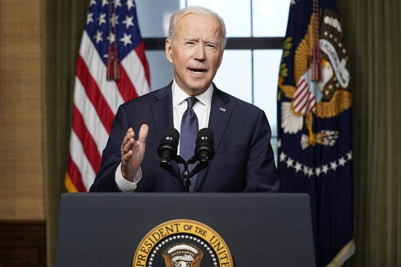"""Biden pledges to bring stranded Americans back from Afghanistan, called US exit as """"wise decision"""""""