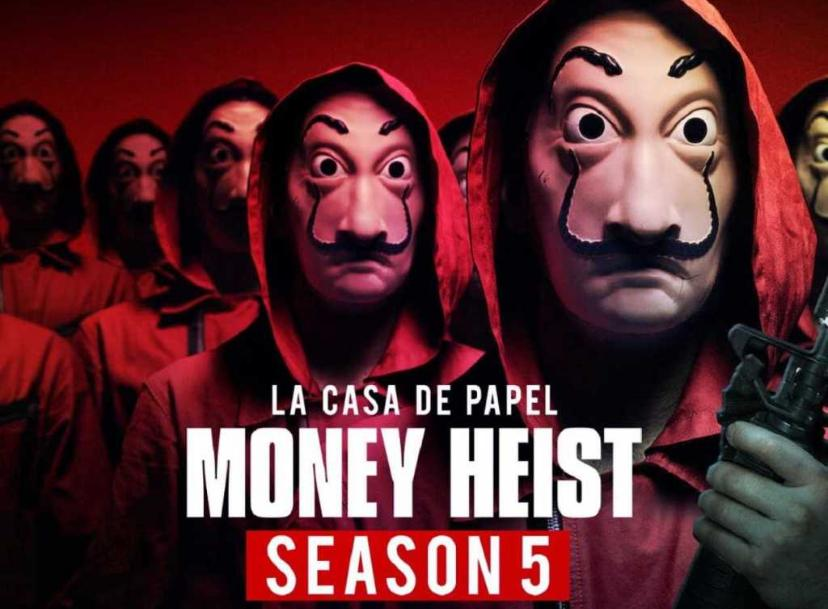 Money Heist Season 5 Part 1: Why La Casa de Papel should be on your binge list?