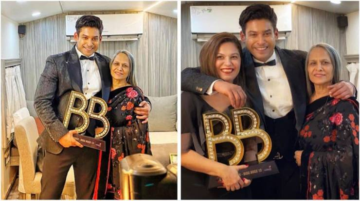 Sidharth Shukla called his mom his 'anchor', credits her for his achievements
