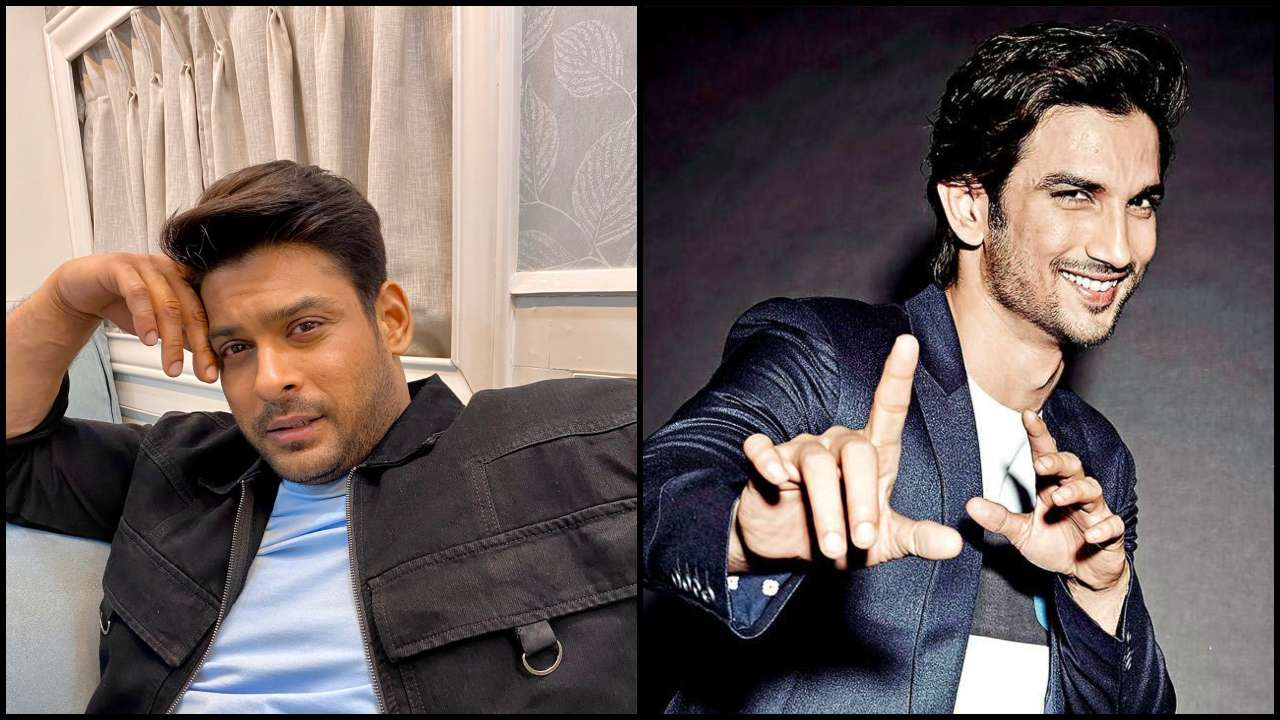 'A void tough to fill': Two promising actors Sushant Singh and Sidharth Shukla, who are gone too soon
