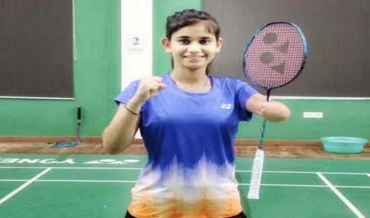 Jalandhar's girl Palak Kohli reaches Semi-finals of badminton mixed doubles at Tokyo Paralympics 2020