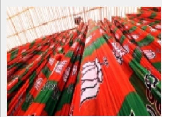 Survey projects 4-1 scoreline in favour of BJP in 2022 polls
