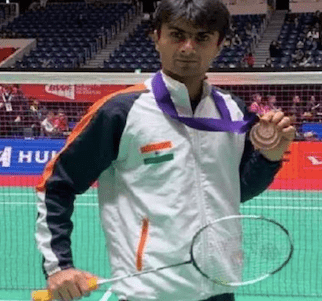 Tokyo Paralympics 2020: Life's Journey of Noida DM Suhas Who Is Going To Play For Gold