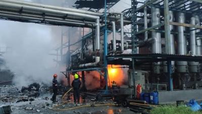 Maha factory blast: 1 killed, 1 missing, 6 injured