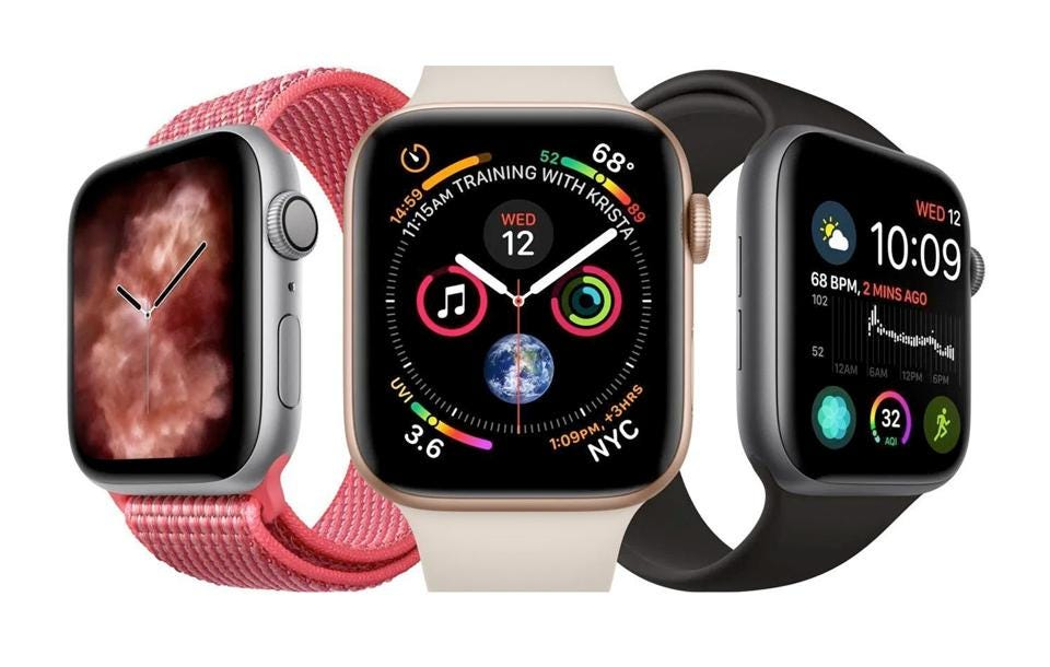 Next Apple watch likely to monitor body temperature with blood pressure