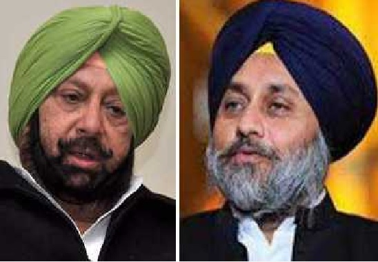 Punjab Cm To Sukhbir: Talks Won't Absolve You Of Your Responsibility, You're The Root Cause Of The Farm Laws Problem