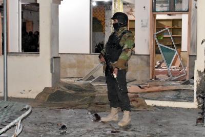 Suicide blast in Pakistan's Quetta kills 3, atleast 20 injured, Tehreek-e-Taliban claims responsibility