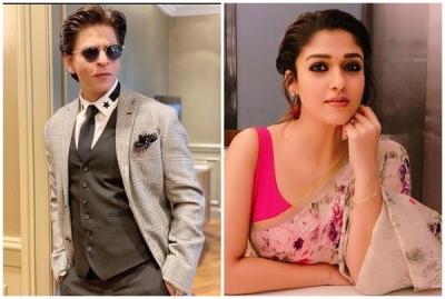 SRK, Nayanthara in Pune for Tamil director Atlee's next film