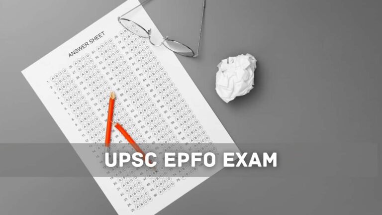 UPSC EPFO 2021: Answer key to release soon, check related details here