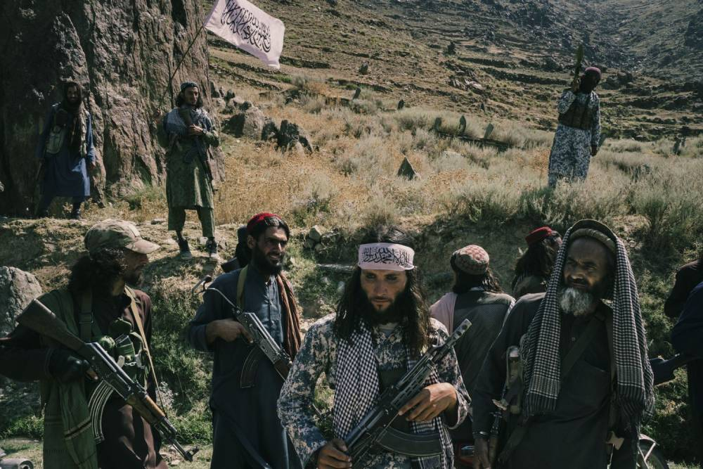 """Panjshir valley """"completely captured"""" claims Taliban"""