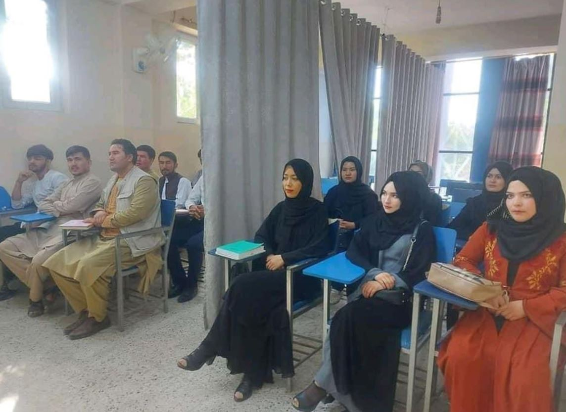 Strict Rules for female students as Afghan universities reopen