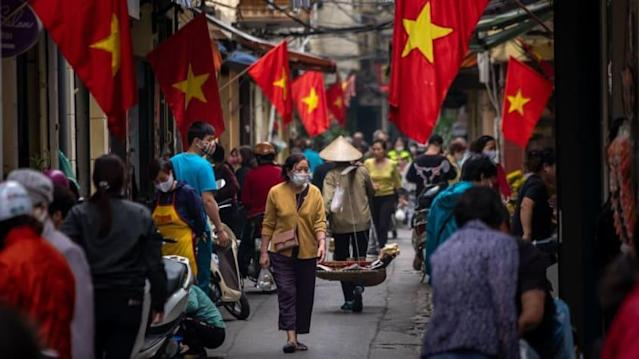 Vietnam sentences man for 5 years for spreading Covid