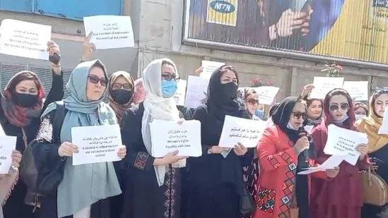Chants of 'death to Pakistan & freedom' were raised in Kabul against Panjshir bombings